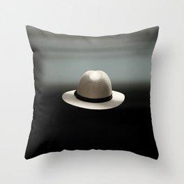 Head cloud Throw Pillow