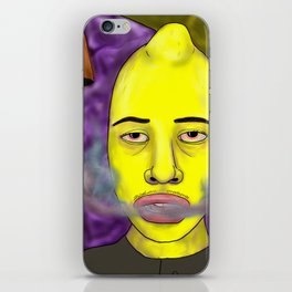 Earl of Sourshirt iPhone Skin