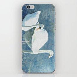 Royal Birds iPhone Skin