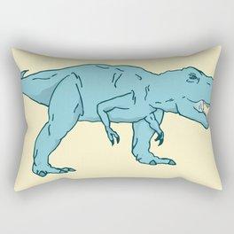 Dino T-REX Rectangular Pillow