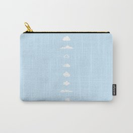 Famous Clouds Carry-All Pouch