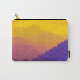 Mountains & Camels Carry-All Pouch