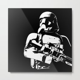 Join the Army Metal Print
