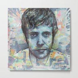Damian Kulash (OK GO) - The One Moment Metal Print