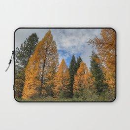 Autumn on the Mountain Laptop Sleeve