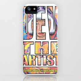 devtheartist iPhone Case