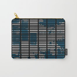 Shutters Grid Carry-All Pouch