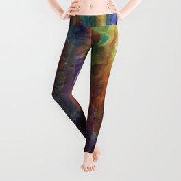 Abstract 47 Leggings