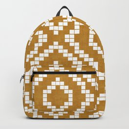 Panja in Gold Backpack