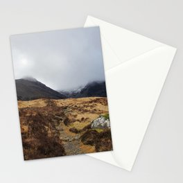 Black Cuillin Stationery Cards