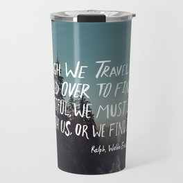 Road Trip Emerson Travel Mug