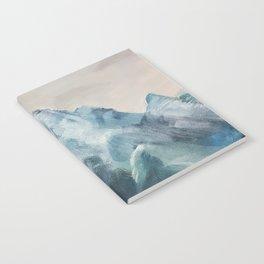 Snow Mountain Notebook