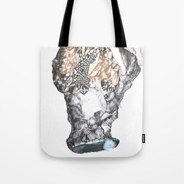 untitled (from the stone maiden series) Tote Bag
