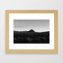 Junction Framed Art Print