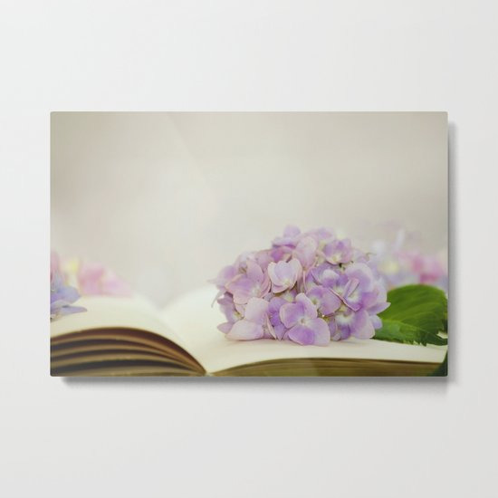 Every Flower Tells A Story Metal Print