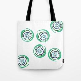 Ember Gins Knoll Tote Bag