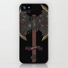 Deliver Death iPhone Case