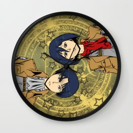 Rivamika - Tarot (The Lovers) Wall Clock