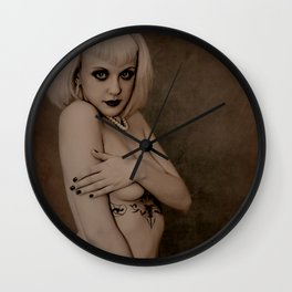 Cover Up Wall Clock