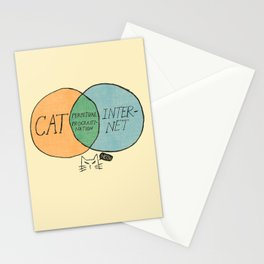 Perpetual procrastination Stationery Cards