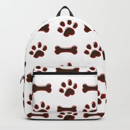 Dog Person Backpack