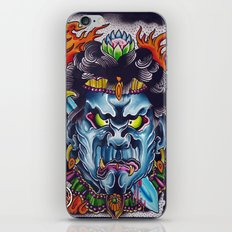 fudo iPhone & iPod Skin