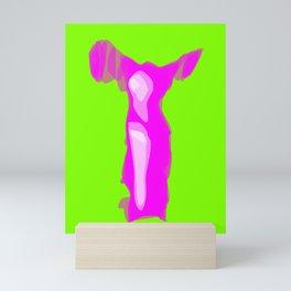 Niki of Samothrace Mini Art Print