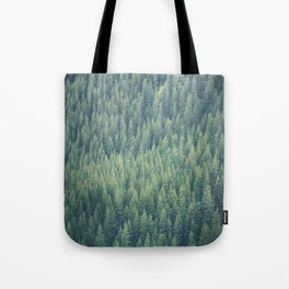 Forest Immersion Tote Bag