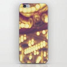 Fuzzy Carousel iPhone & iPod Skin