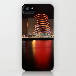 Dublin Convention Centre iPhone Case