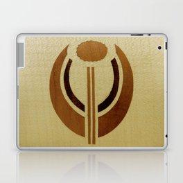 Elegant harmony mindfulness star soft motif bajor badge Laptop & iPad Skin