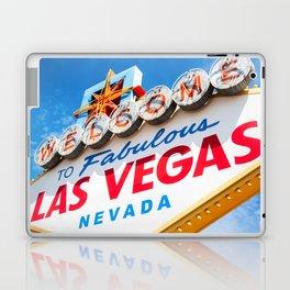 Welcome to Vegas Laptop & iPad Skin