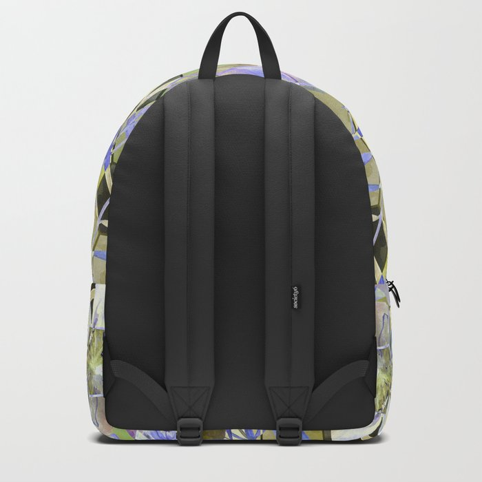 Abstraction. 3 Backpack