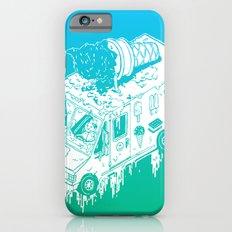 Melty Ice Cream Truck - Mint Slim Case iPhone 6s