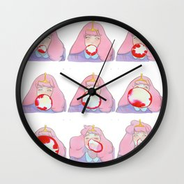 PB Wall Clock