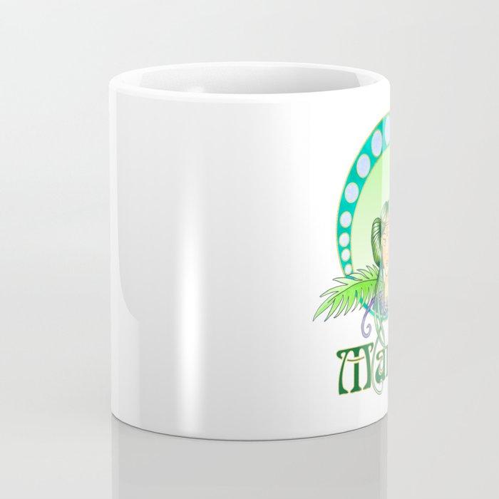 Lady March Coffee Mug