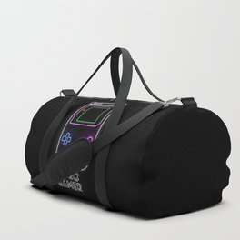 Retro Gamer Duffle Bag