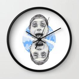 macked Wall Clock