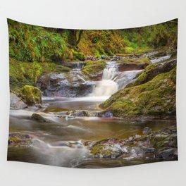Glenariff Falls Wall Tapestry