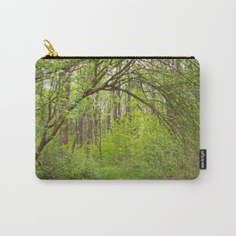 Forest Arch Trail Carry-All Pouch