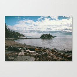 Whytecliff Park Canvas Print