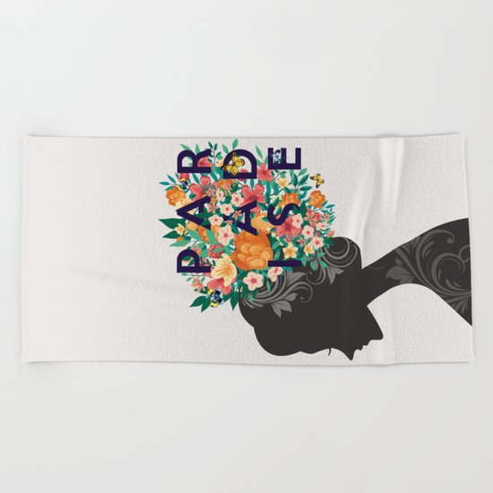 PARADISE Beach Towel