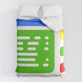 Beta One Command Base Comforters
