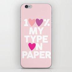 Love Island 2 iPhone & iPod Skin