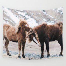 Pony Wall Tapestry