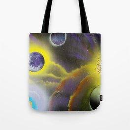 Starfire Galaxy Tote Bag