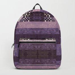 Quilt Top - Antique Twist Backpack