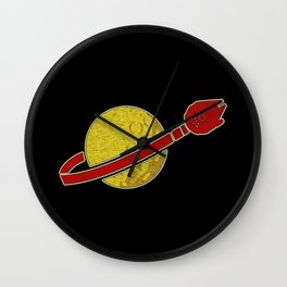 (League of Extraordinary Galactic Outlaws) Falcon Style Wall Clock