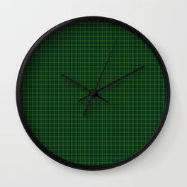 Cranstoun Tartan Wall Clock