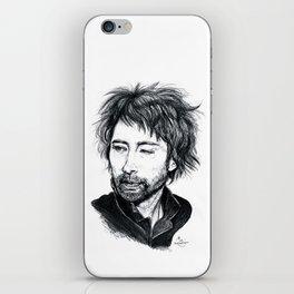 Thom Yorke [Radiohead] iPhone Skin